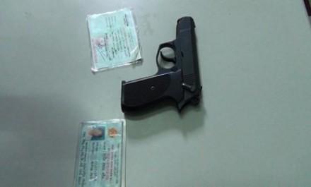 Lãnh đạo VietA Bank mang súng đi làm việc cá nhân là hoàn toàn sai pháp luật